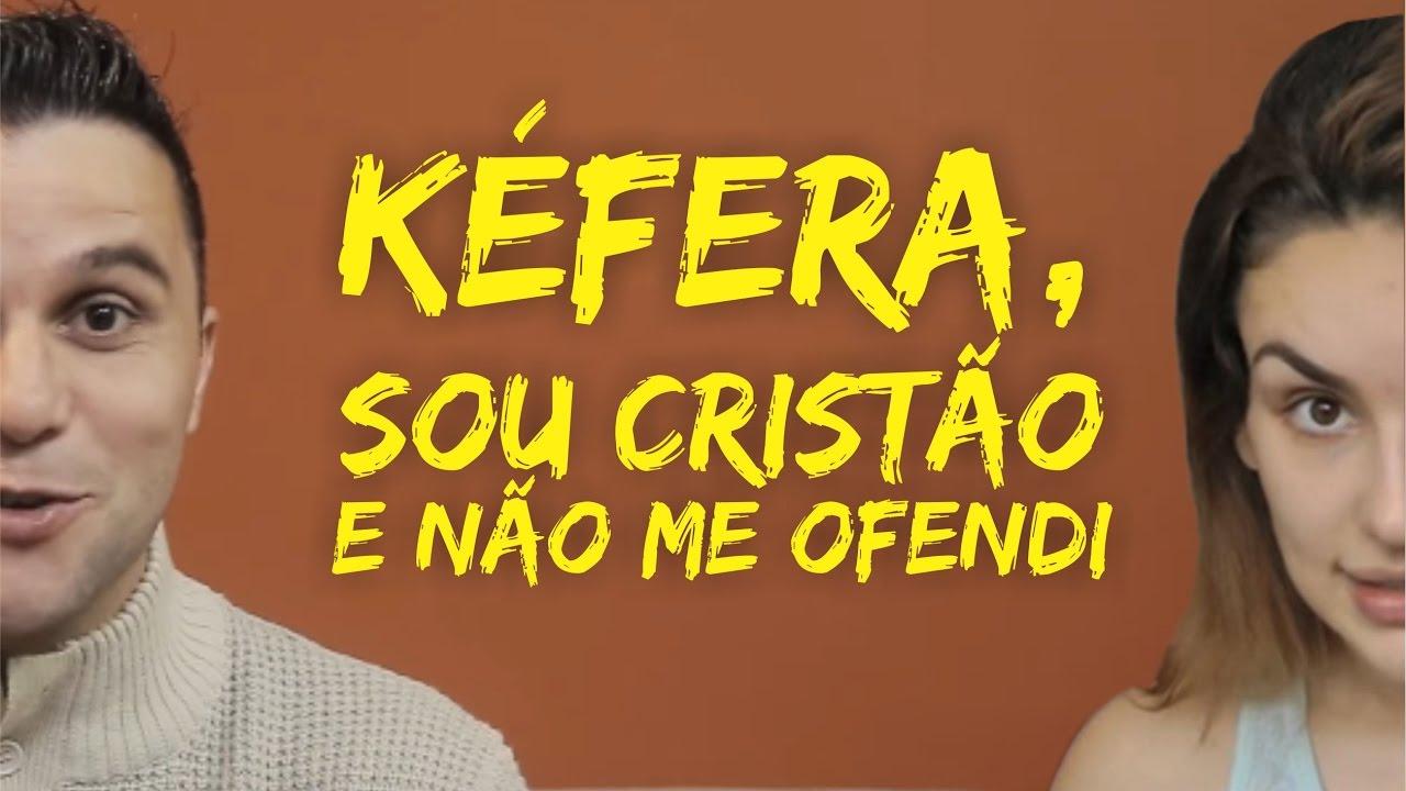 """YouTuber cristão Robinho CQG, do canal """"Crente que é Gente"""", publica resposta ao vídeo polêmico de Kéfera: """"Sou cristão e não me ofendi"""" 1"""