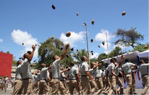 Polícia Militar ganha 120 novos soldados após formatura 1