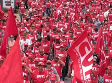 CUT quer lançar bancada de sindicalistas ao Congresso em 2018; PT se preocupa 1