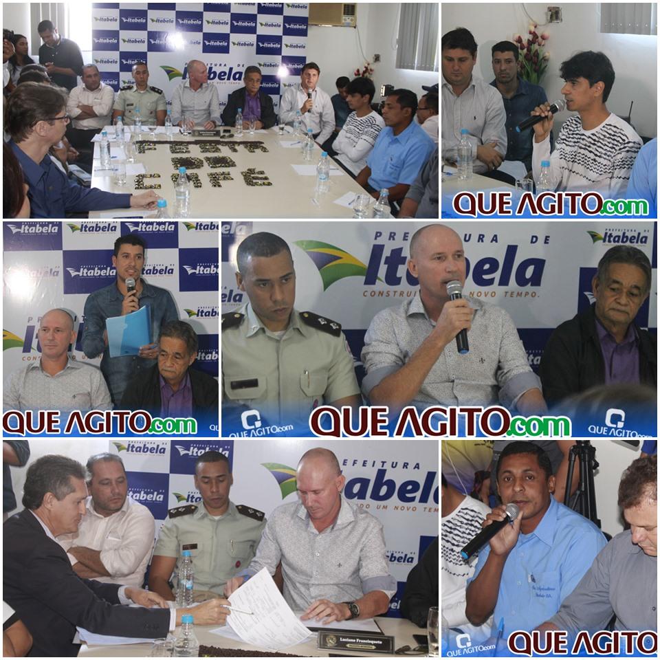 Prefeito divulga as principais atrações da 11ª Festa do Café em Itabela 1