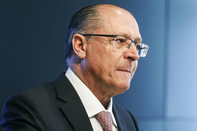 Alckmin: compromisso do PSDB é com reformas, não com governo 1