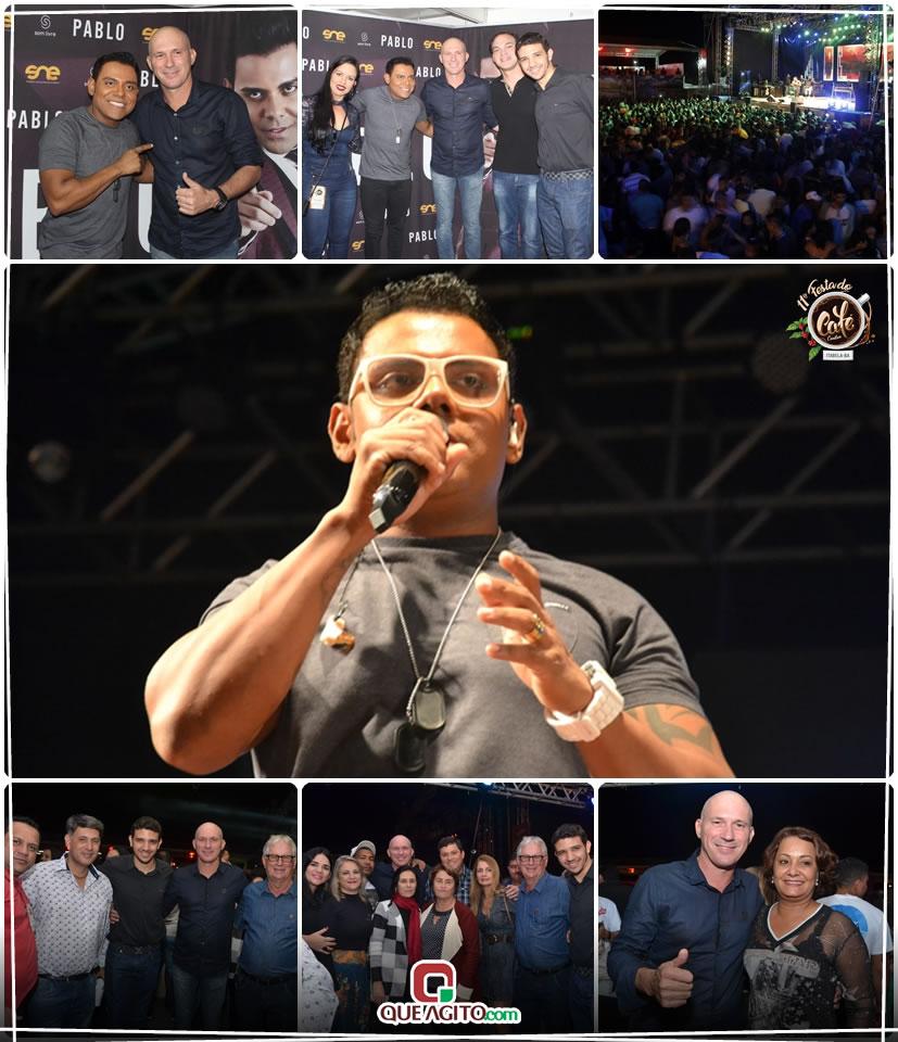 Pablo e Trio da Huanna atrai multidão na primeira noite da 11ª Festa do Café Conilon 3