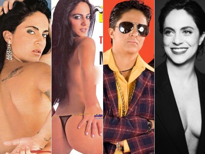 De linda mulher a homem sexy, veja a mudança de Thammy Miranda e se surpreenda 1