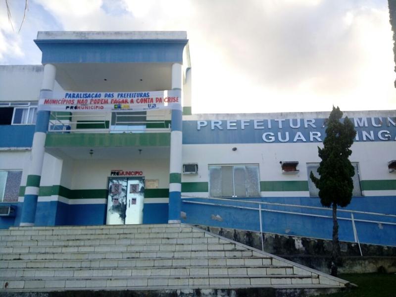 Crise faz prefeituras fecharem as portas e promover mobilização na Capital Baiana 1