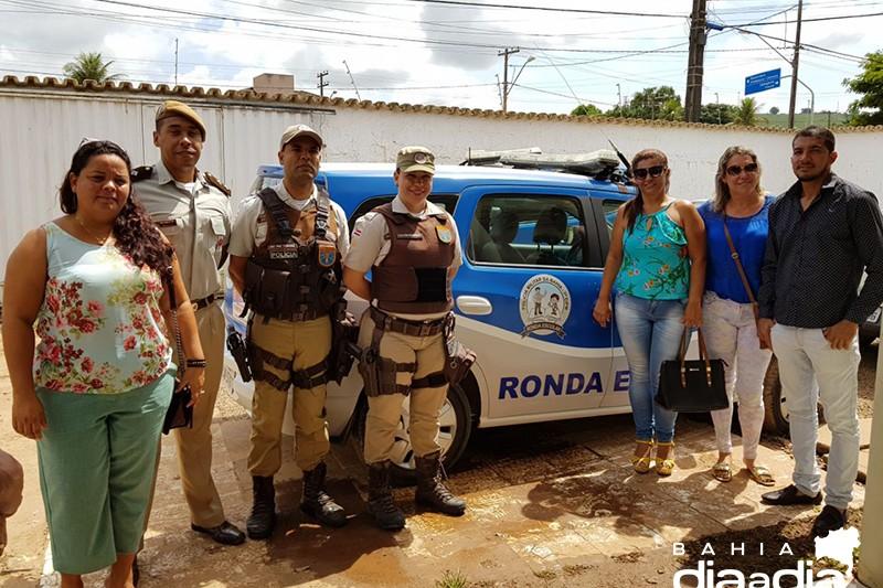 Polícia Militar lança Programa Ronda Escolar em Itabela 1
