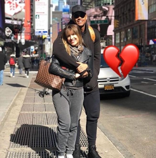 Leo Santana e Lore Improta terminam (novamente) 1