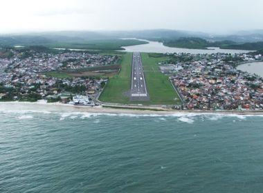 Ministério dos Transportes autoriza concessão do aeroporto de Ilhéus à iniciativa privada 1