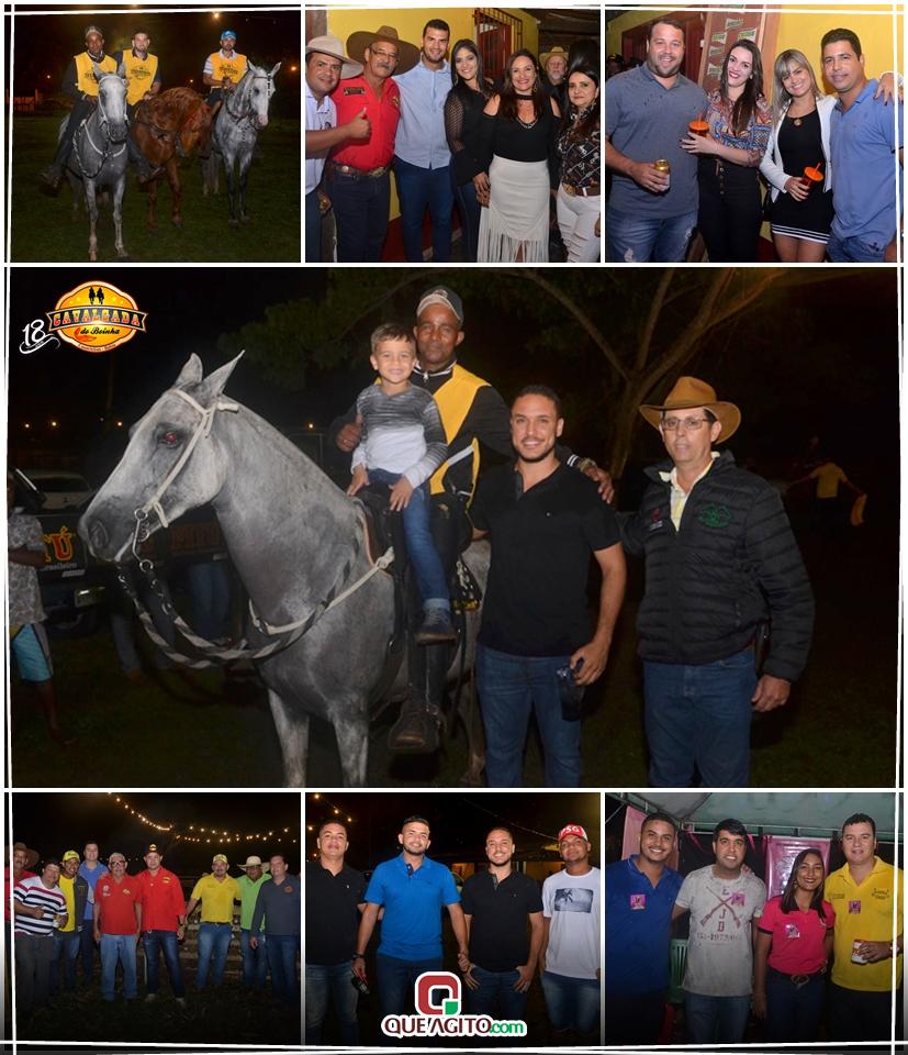 Nem mesmo a chuva conseguiu tirar o brilho da Noite Beneficente da 18ª Cavalgada do Boinha 2