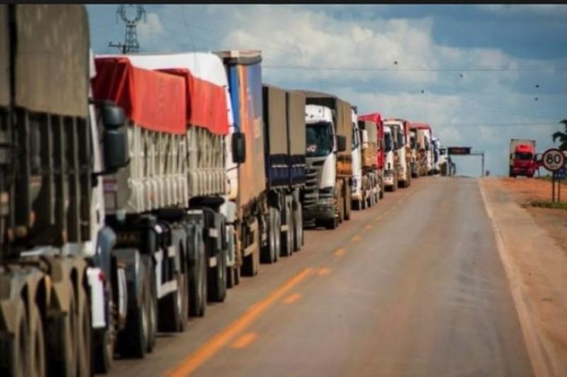 Câmara aprova medida que isenta eixos suspensos de caminhões de pedágio 1