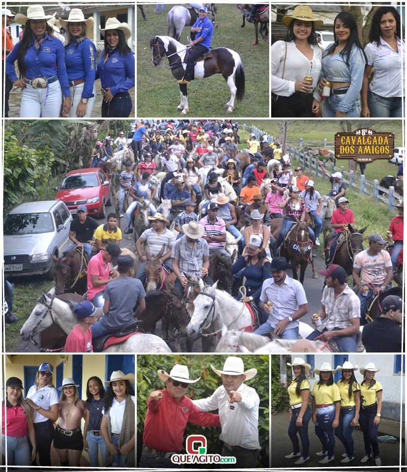 6ª Cavalgada dos Amigos em Pau Brasil foi espetacular 2