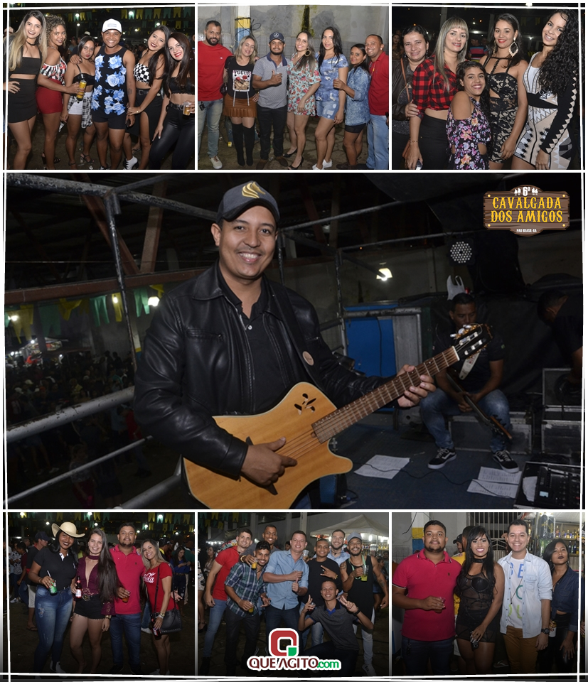 6ª Cavalgada dos Amigos em Pau Brasil foi espetacular 4