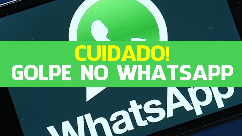 Golpe no WhatsApp atingiu quase 3 mil pessoas na primeira hora 1