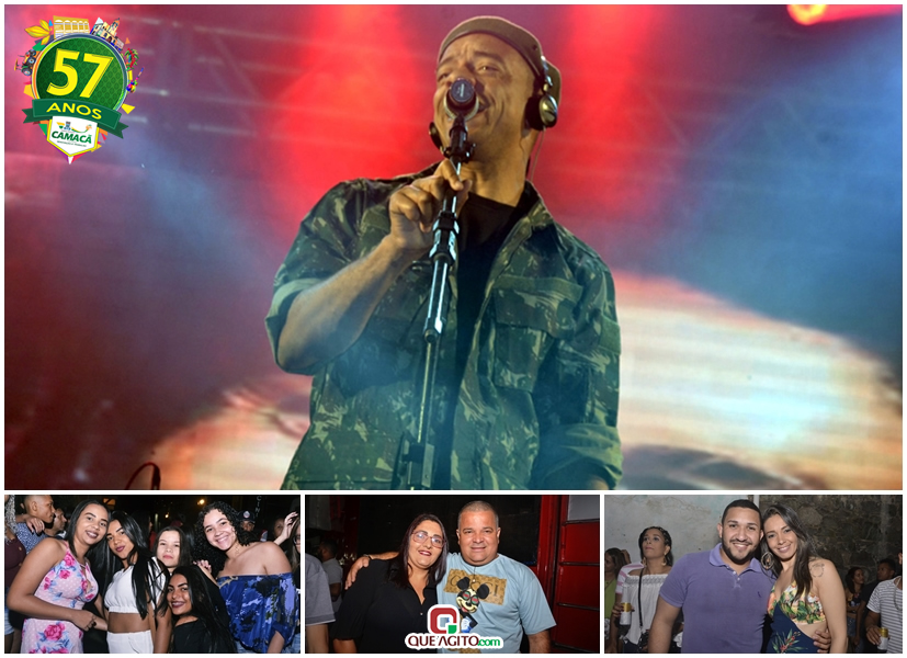 Diversas atrações animaram a segunda noite da 41ª Festa Camacã e o Cacau 2