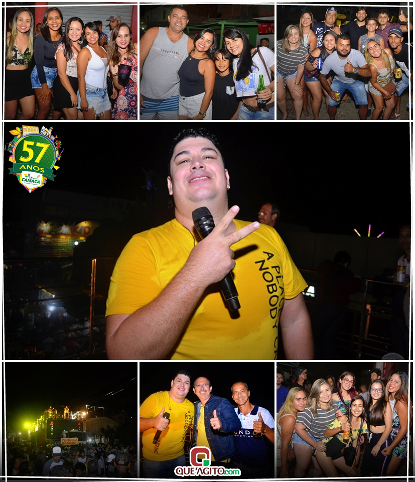 Diversas atrações animaram a segunda noite da 41ª Festa Camacã e o Cacau 1