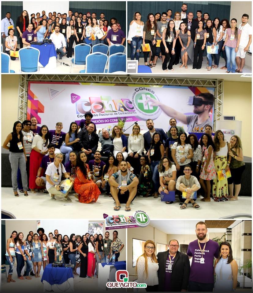 A 12ª edição do Congresso Nacional do Conhecimento (CONAC) e Congresso Nacional dos Estudantes de Saúde (CONES) foi um sucesso! 1