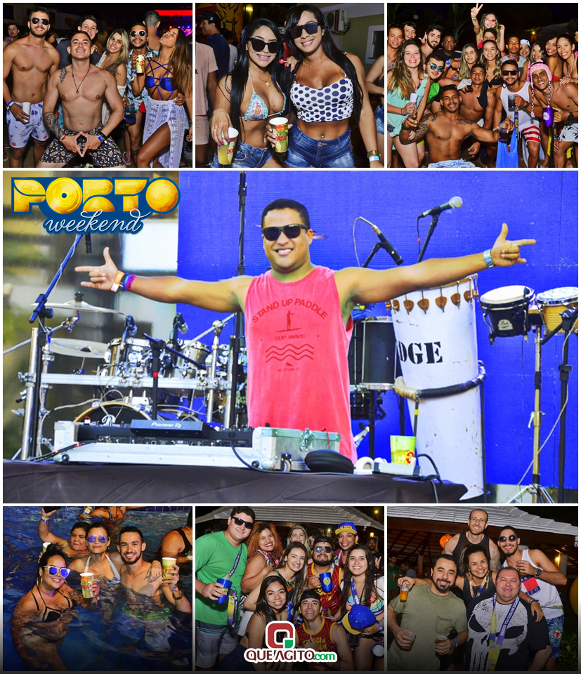 Pool Party do Papazoni  é a festa mais badalada do Porto Weekend 2018 2
