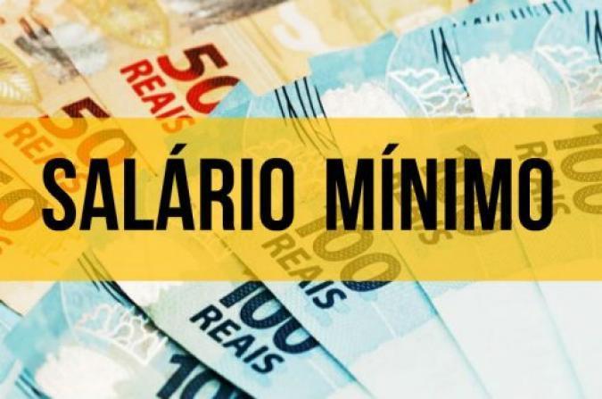 Governo sobe previsão do salário mínimo de R$ 998 para R$ 1.006 em 2019 1
