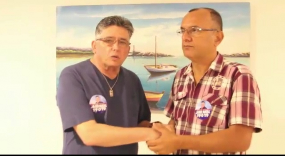 Jânio Natal grava vídeo dizendo que não caminha ao lado dos Fraternos embora vote no governador Rui Costa 1