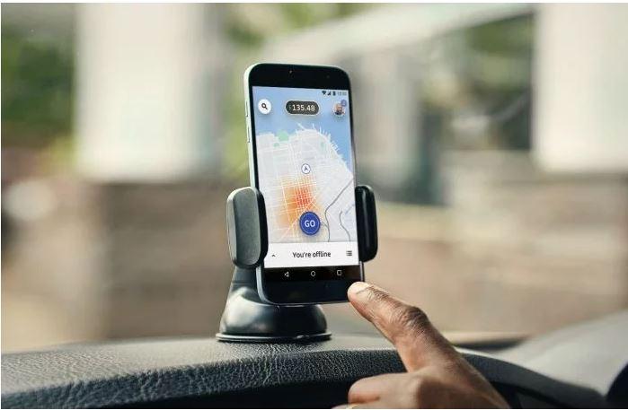 Uber informará meio de pagamento antes do motorista aceitar corrida 1