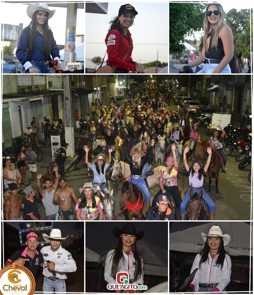 Um espetáculo a 2ª Cavalgada das Mulheres em Canavieiras 1