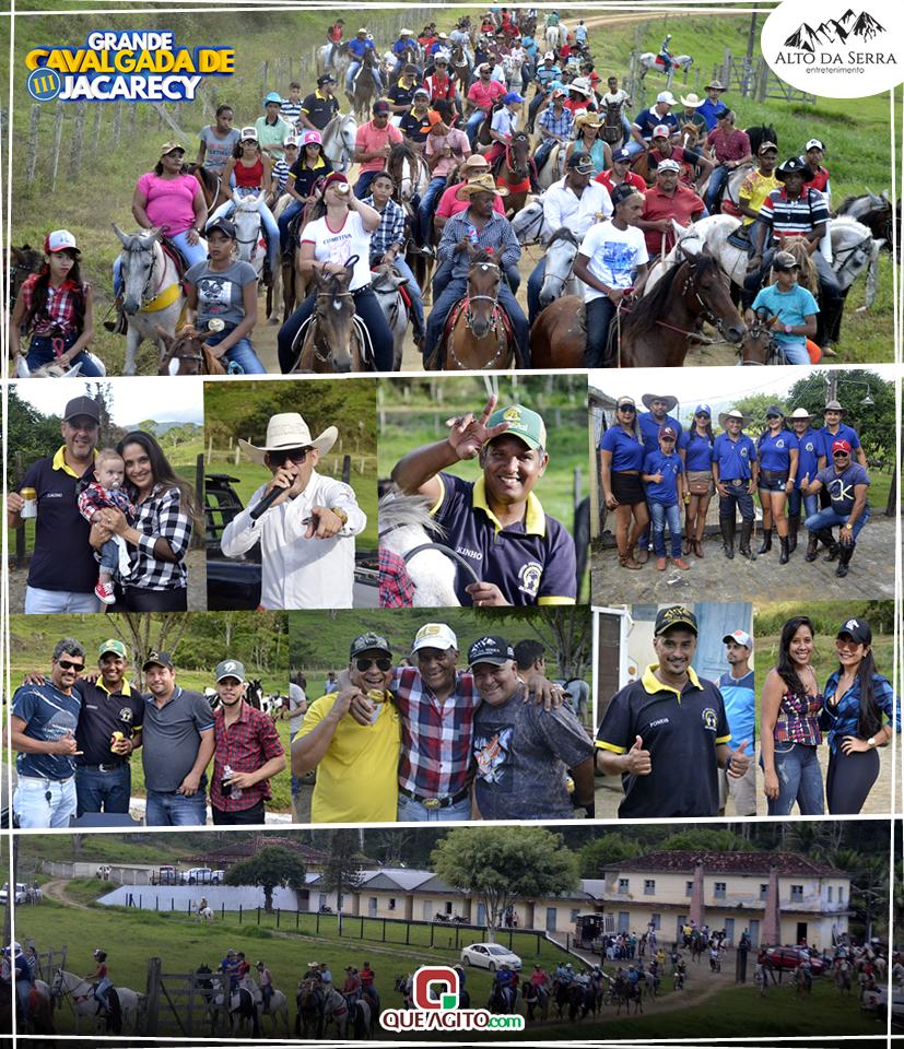 3ª Grande Cavalgada de Jacarecy atraiu centenas de cavaleiros e amazonas 1