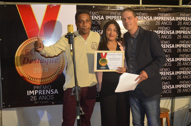 Porto Seguro terá edição especial dos 27 anos do Prêmio Imprensa Bahia 2018/2019 1
