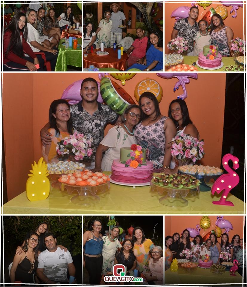 Dona Bete comemora aniversário ao lado de familiares e amigos 1