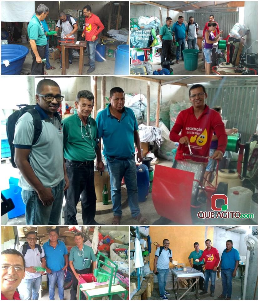 Conselheiros Tutelares de Porto Seguro Visitam a sede AGO – Associação Gota do Óleo 1