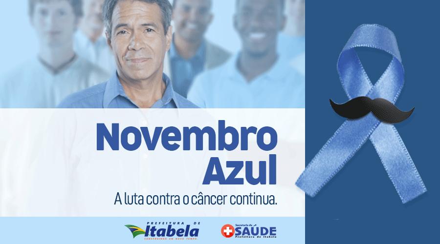 Prefeitura de Itabela adere à campanha Novembro Azul nas Unidades Básicas de Saúde 1