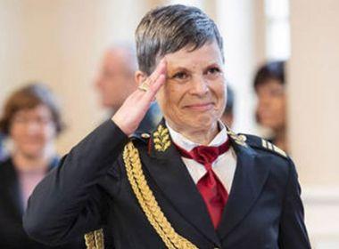 Eslovênia terá primeira mulher à frente do Exército na história 1