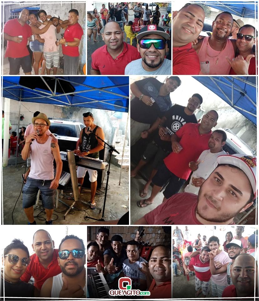 Adriano Cardoso promove Natal Sem Fome em Eunápolis 2
