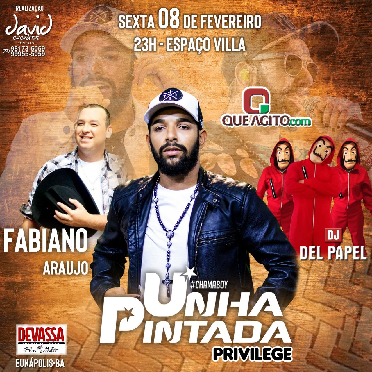 Unha Pintada Privilege - Eunápolis-BA 1