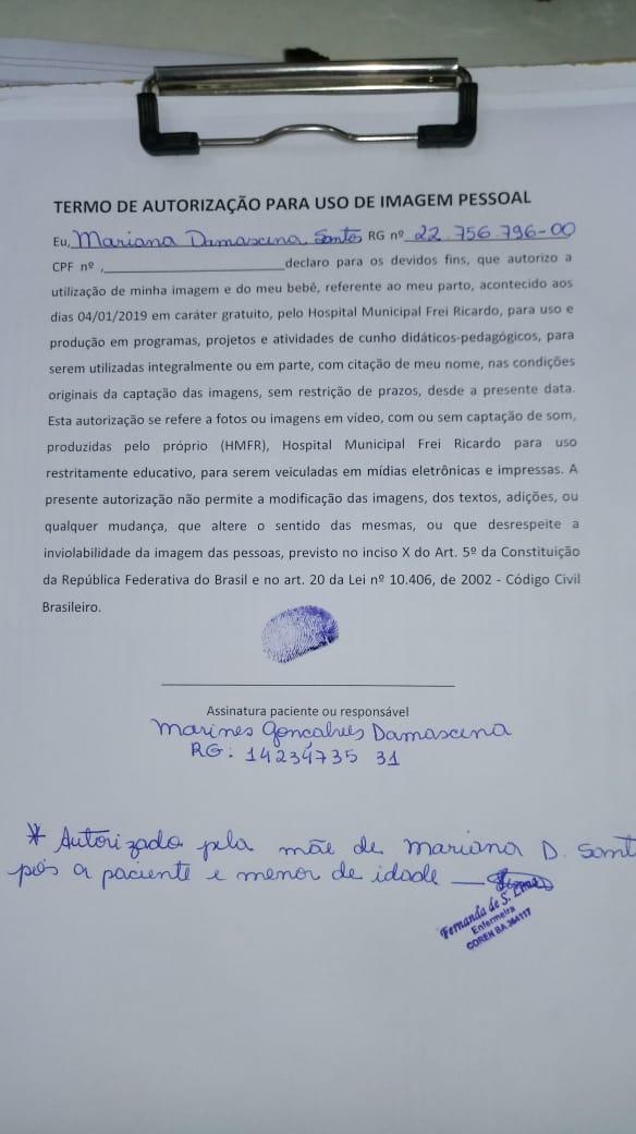 Hospital Frei Ricardo realiza adequação ao programa Rede Cegonha 3