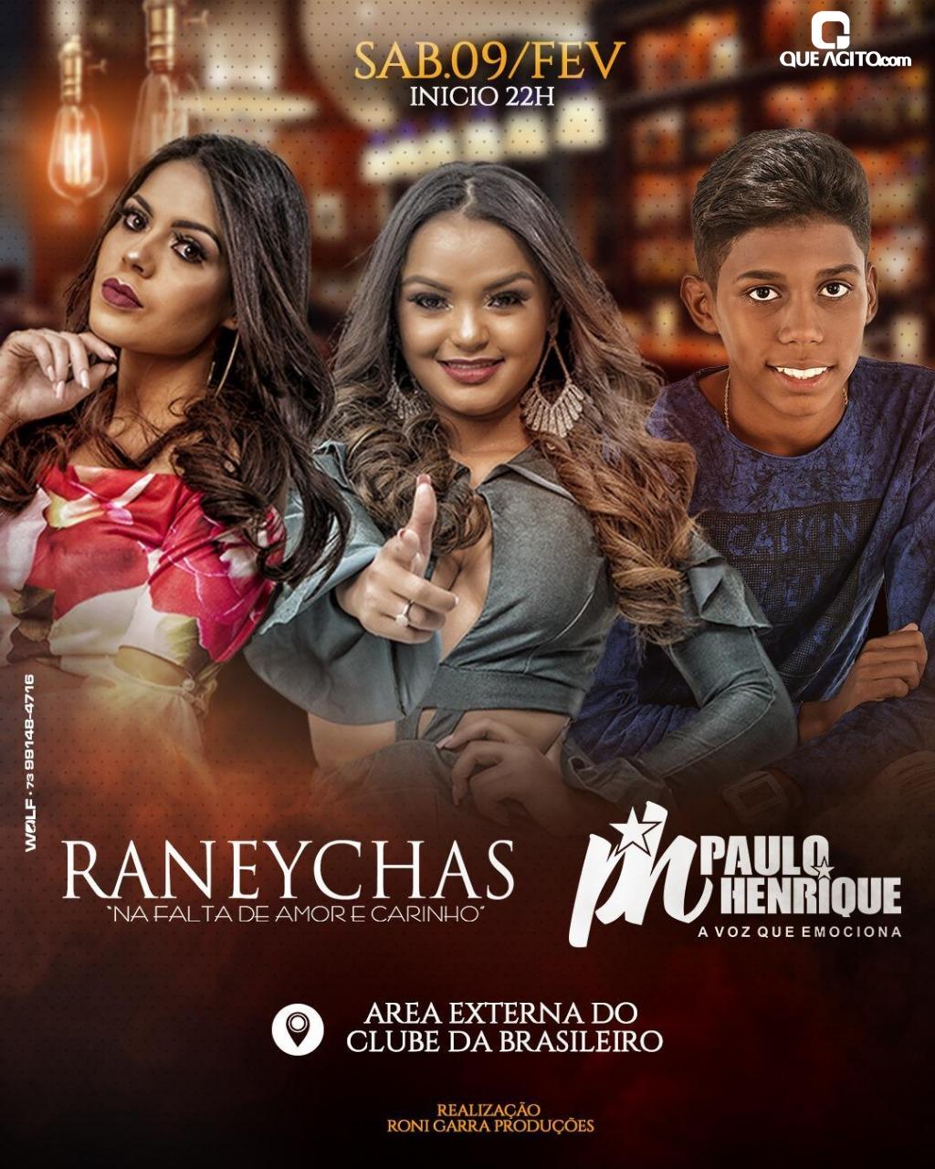 Raneychas e Paulo Henrique - Eunápolis/BA 1