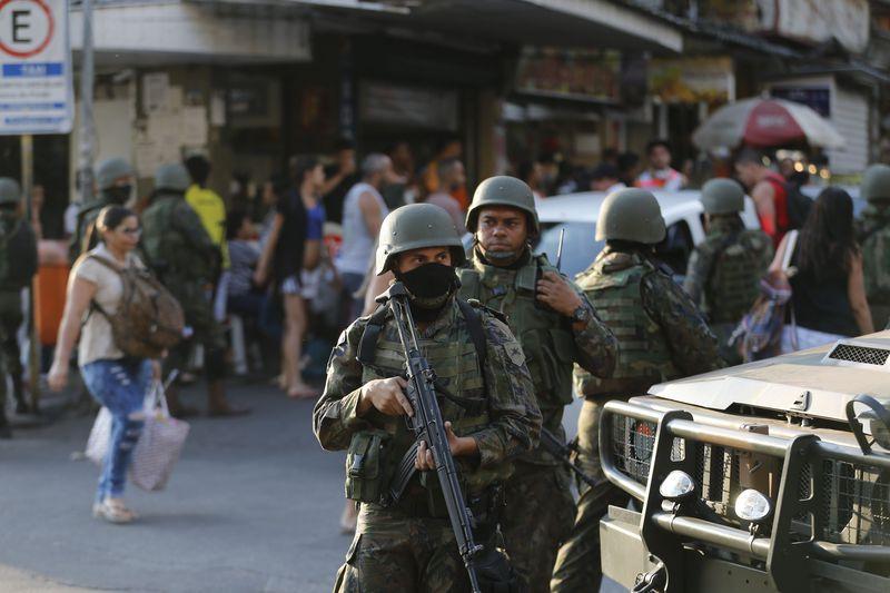 Intervenção federal na Bahia não é verdade, afirma Procuradoria Geral do Estado 1