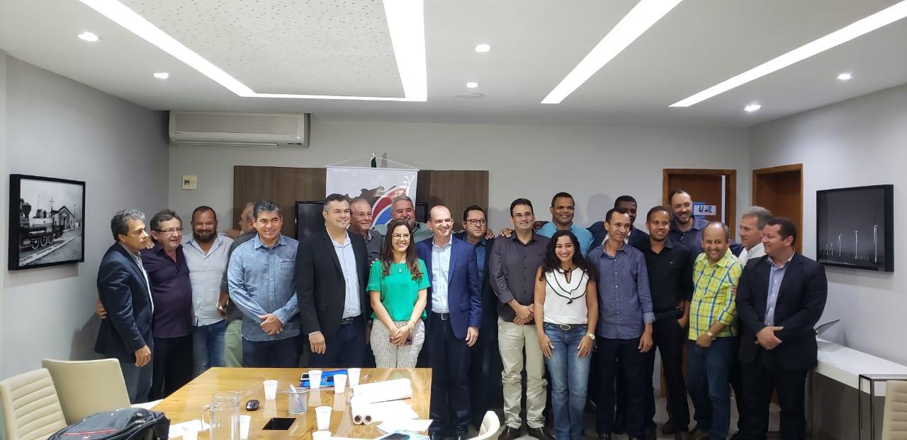 Luciano Francisqueto é eleito vice-presidente da Federação dos Consórcios Públicos da Bahia 2