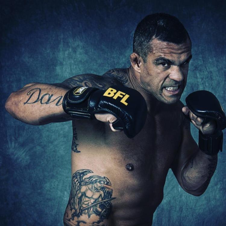 Aos 41 anos, Vitor Belfort confirma volta ao MMA e assina com ONE Championship 1
