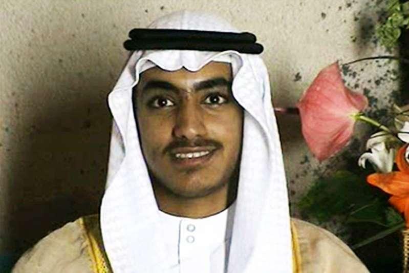 EUA oferecem recompensa de US$ 1 milhão por prisão de filho de Bin Laden 1