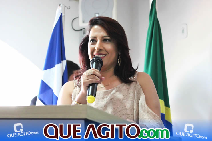 Prefeita e vereadores de Porto Seguro são empossados 49