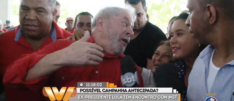 """ELEIÇÕES 2018: """"Primeiro tem que pensar 2017. 2018 vamos pensar em 2018"""", diz Lula em Salvador 26"""