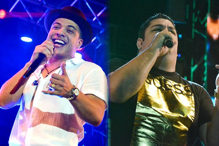 Wesley Safadão e Trio da Huanna agitam noite de quinta na Arena Axé Moi 59