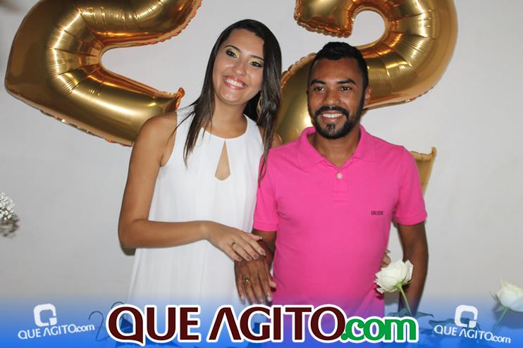 O noivado de Gildair da Telha Sul e Bruna Suzart foi sucesso 45