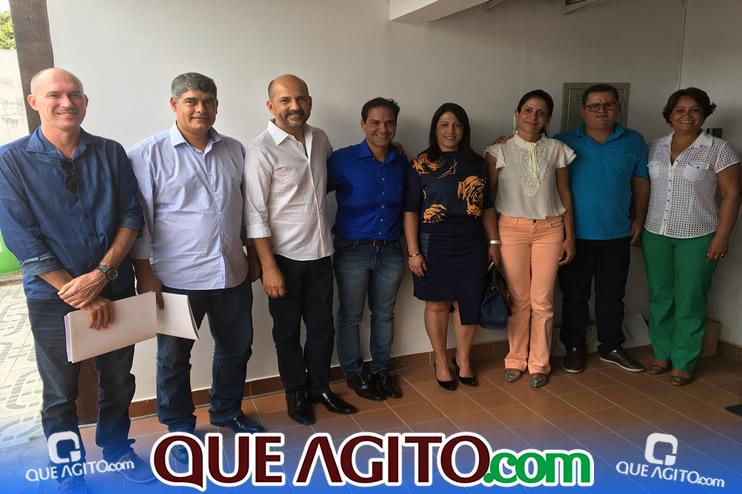 Prefeitos da Costa do Descobrimento apoiam candidatura do prefeito Eures Ribeiro à presidência da UPB 16
