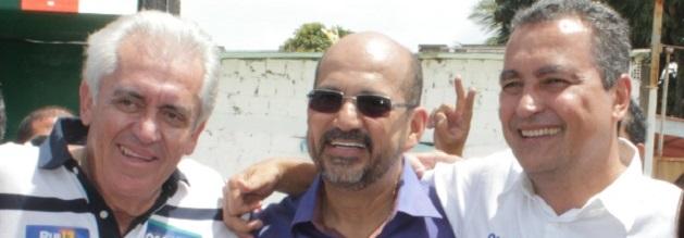 Prefeito Robério recebe governador Rui Costa para entregas e inauguração 33