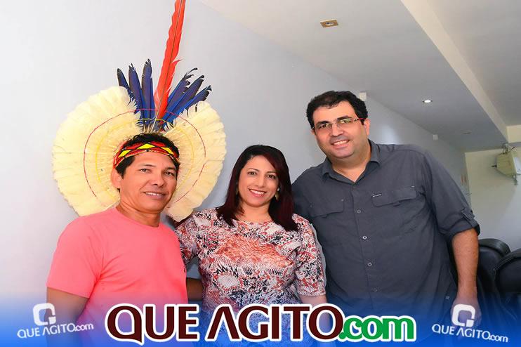 Indígenas levam reivindicações para prefeita e vereadores de Porto Seguro 27