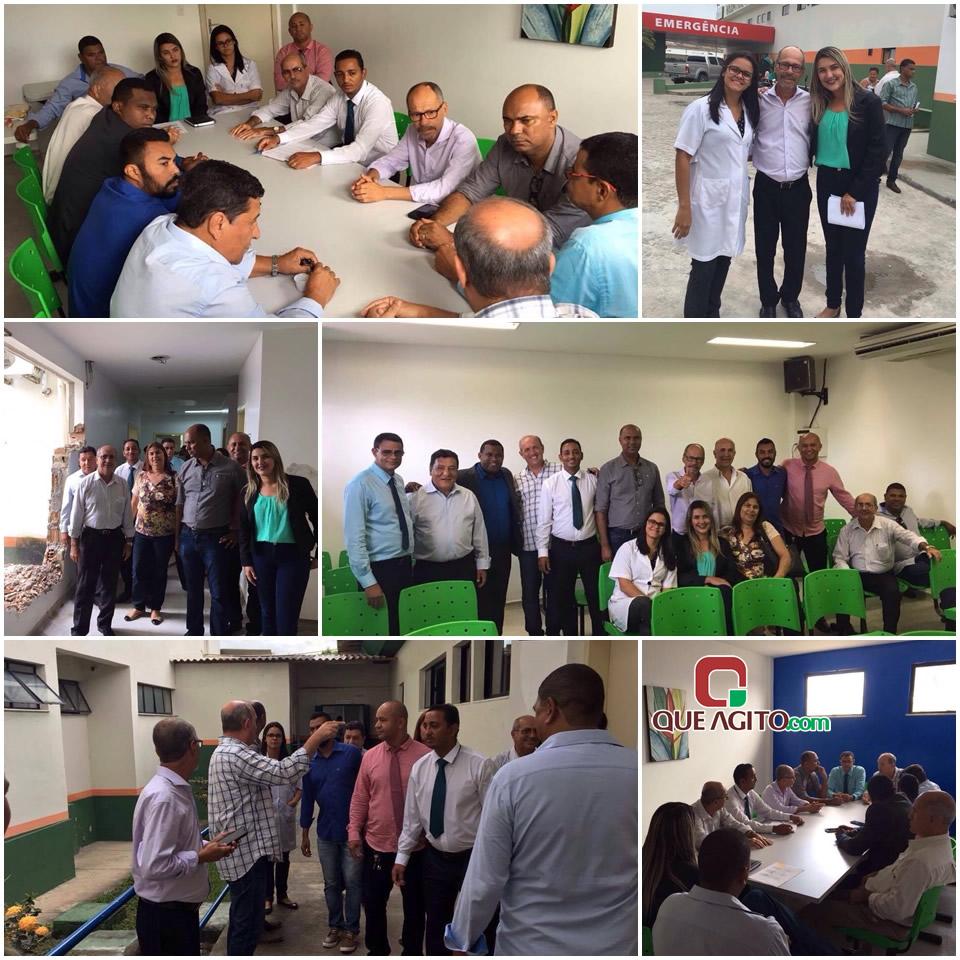 Mudanças no Hospital Regional de Eunápolis aperfeiçoarão atendimentos de saúde 37