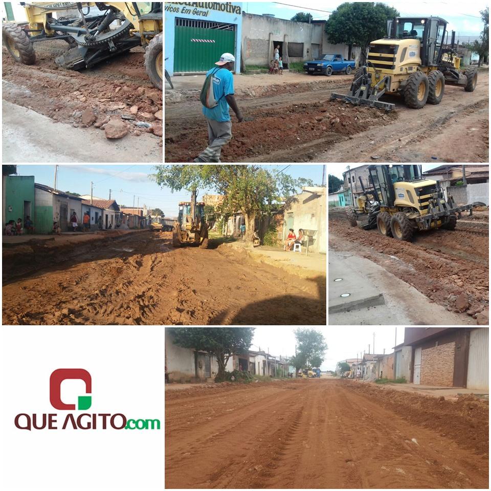 Oito ruas do Juca Rosa são preparadas para pavimentação 42