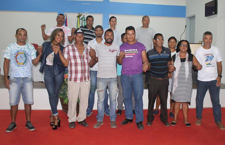 Vereador Gildair da Telha Sul declara apoio aos Ambulantes da cidade 27