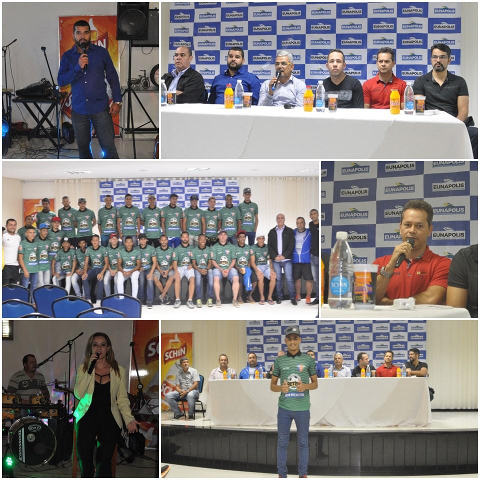 Seleção de Eunápolis promete lutar pelo título do Intermunicipal 2017 25