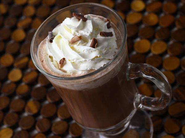 Receita: Chocolate quente com conhaque 34
